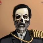 الرئيس العراقى صدام حسين
