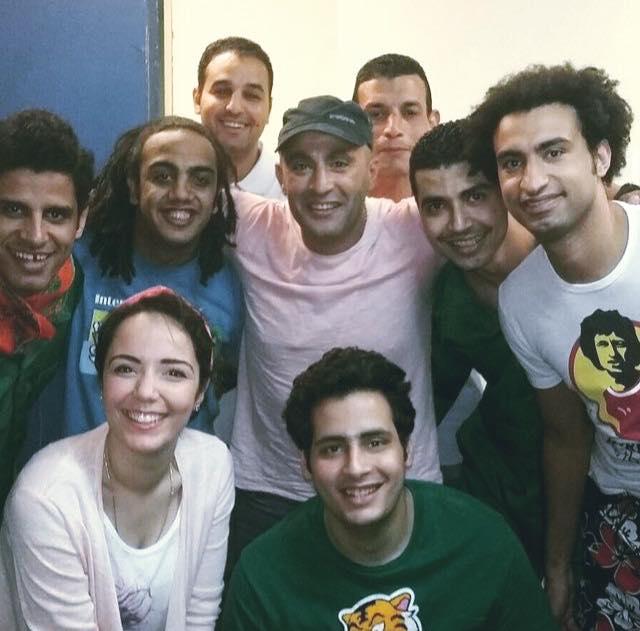 السقا مع مسرح مصر