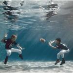 العاب تحت الماء