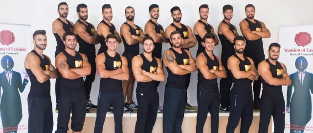 المشاركين فى مسابقة جمال لبنان