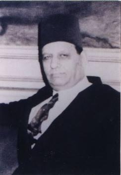 حيدر باشا رئيس نادى الزمالك