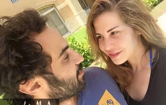 صورة-رومانسية-لأحمد-فهمي-وزوجته-الجديدة-منة-حسين-فهمي-تشعل-مواقع-التواصل-1307743