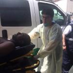 صور لحادث التدافع فى منى