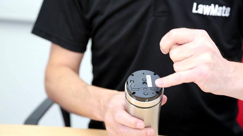 كوب القهوة سلاح تكنولوجى