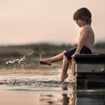 يوميات طفلين فى عطلة الصيف