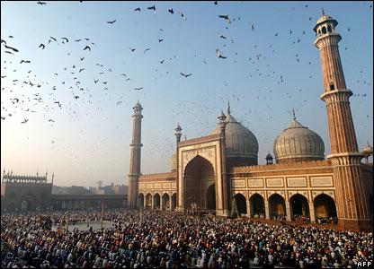 مظاهر عيد الاضحى فى دول العالم
