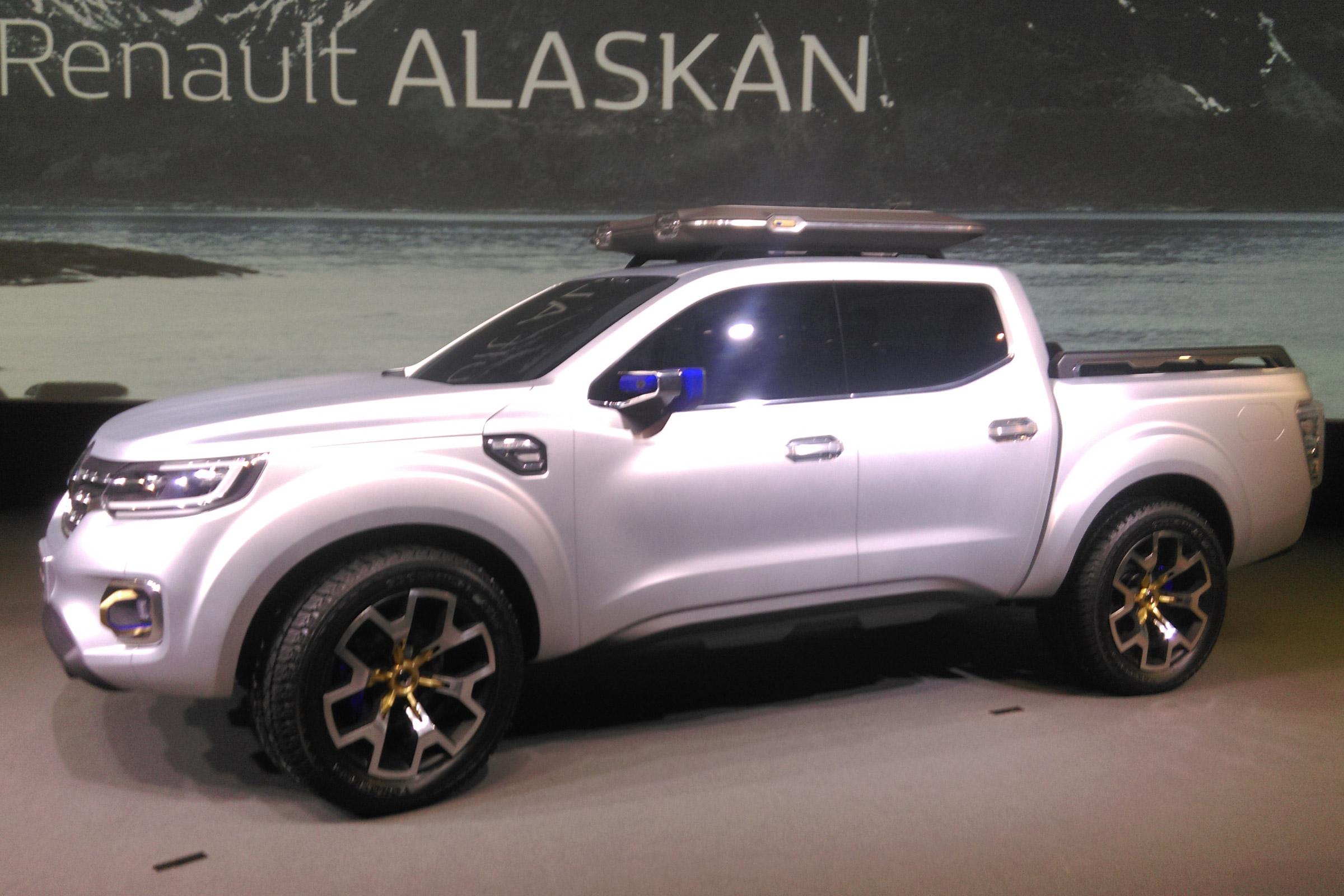 Alaskan Concept