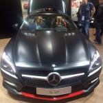 موديلات سيارات مرسيدس فى معرض فرانكفورت بألمانيا