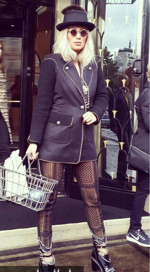 أزياء-مايا-دياب-الإستثنائية-من-أسبوع-باريس-للموضة-1322324