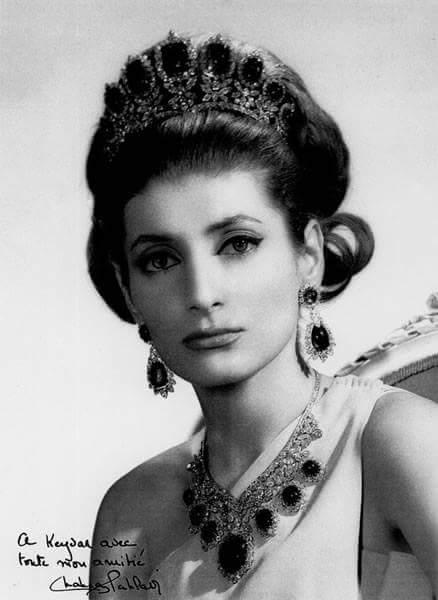 الأميرة شاهيناز بهلوى