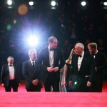 الامير وليام وكيت ميدلتون يحضران العرض الاول لفيلم جيمس بوند