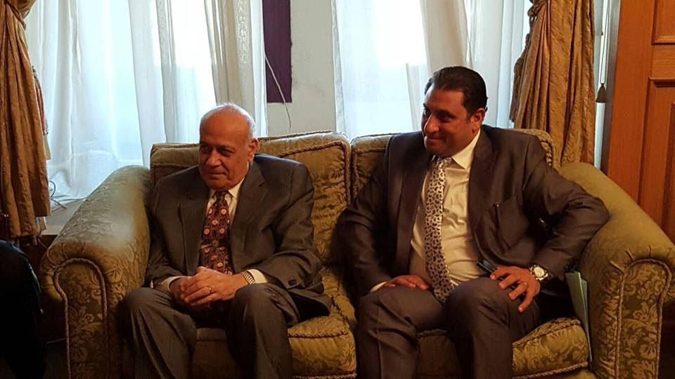 البعثة المصرية للانتخاباتذ