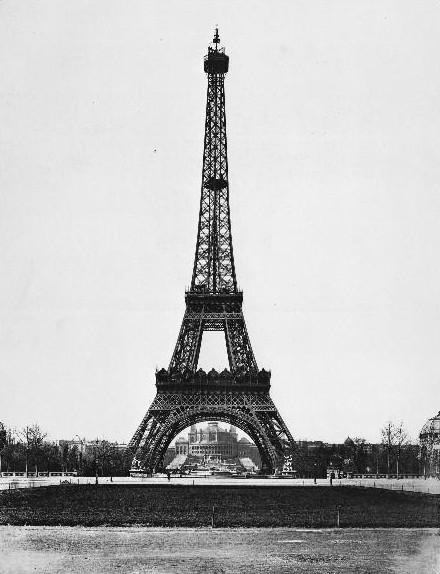 برج ايفل الفرنسى