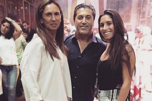 بيسيرو و عائلته