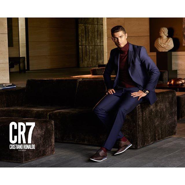 حذاء كريستيانوا