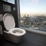 حمام فى لندن