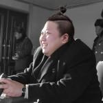زعيم كوريا الشمالية كيم يونج اون
