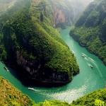 طبيعة الصين الساحرة