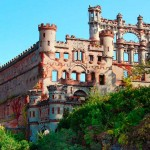 قلعة جزيرة تراكى