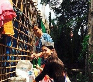 ملكة جمال تايلاند