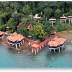 جزيرة لانكاوى الماليزية
