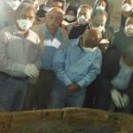 اكتشاف مقبرة كاهن آمون