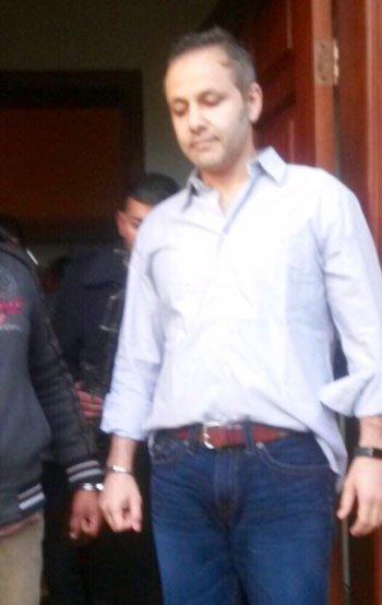 القبض على نجل صلاح دياب