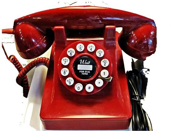 الهاتف التقليدى
