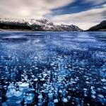 بحيرة ابراهام كندا