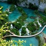 بحيرة بلتفيس كرواتيا