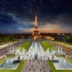 برج ايفل بباريس