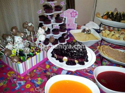 حفله العيد ميلاد