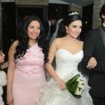 زفاف ياسمين الجيلانى على عمر خورشيد
