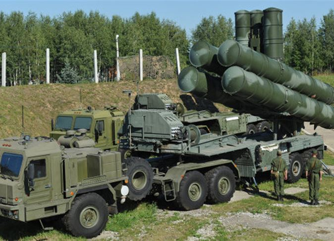 صواريخ S-400