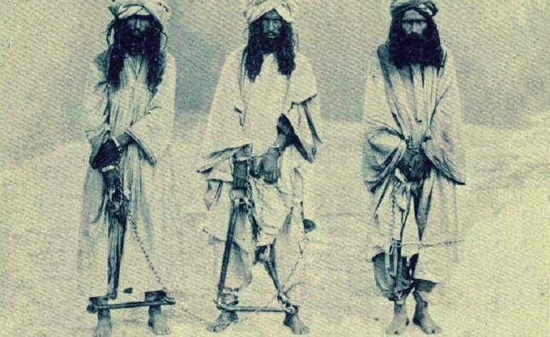 مقاتلو بلوشستان الثلاثة