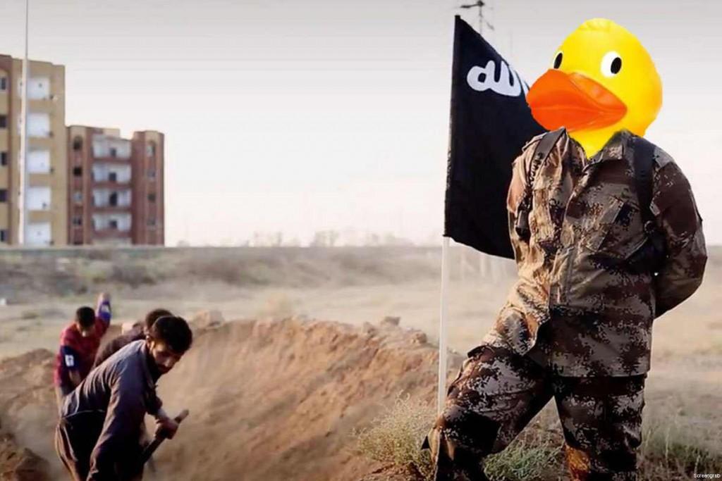 مقاومة داعش