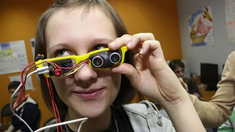 نظارات خاصة لفاقدى البصر