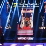 فعاليات اليوم الأول لمهرجان القاهرة السينمائى الدولى الـ 37