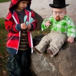 أطفال الهالووين