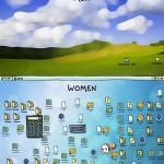 الفوارق بين الرجل و المرأة - desktop