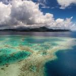تاها .. جزيرة الفانيليا