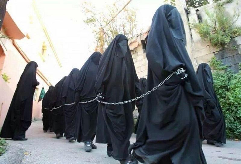 داعش و الجنس