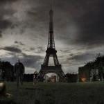 ساحة برج ايفل فى باريس