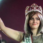 داعش يتوعد ملكة جمال العراق بـالسبى ما لم تنضم اليه !!