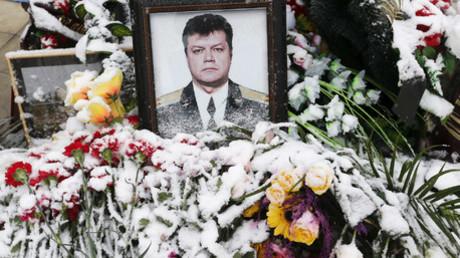 قائد القاذفة الروسية التى أسقطتها تركيا على حدود سوريا