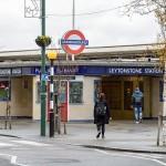 محطة مترو انفاق ليتونستون فى لندن