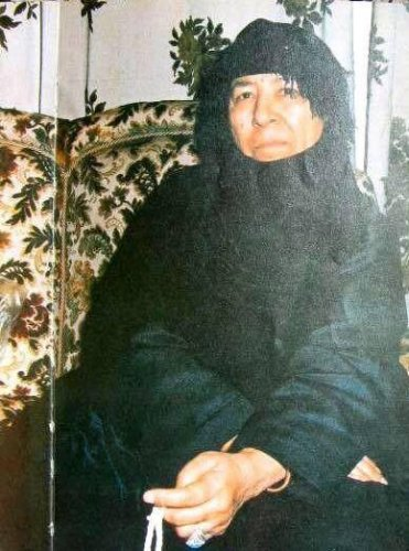 والدة صدام حسين