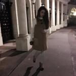 ميريام فارس وإطلالات الحمل