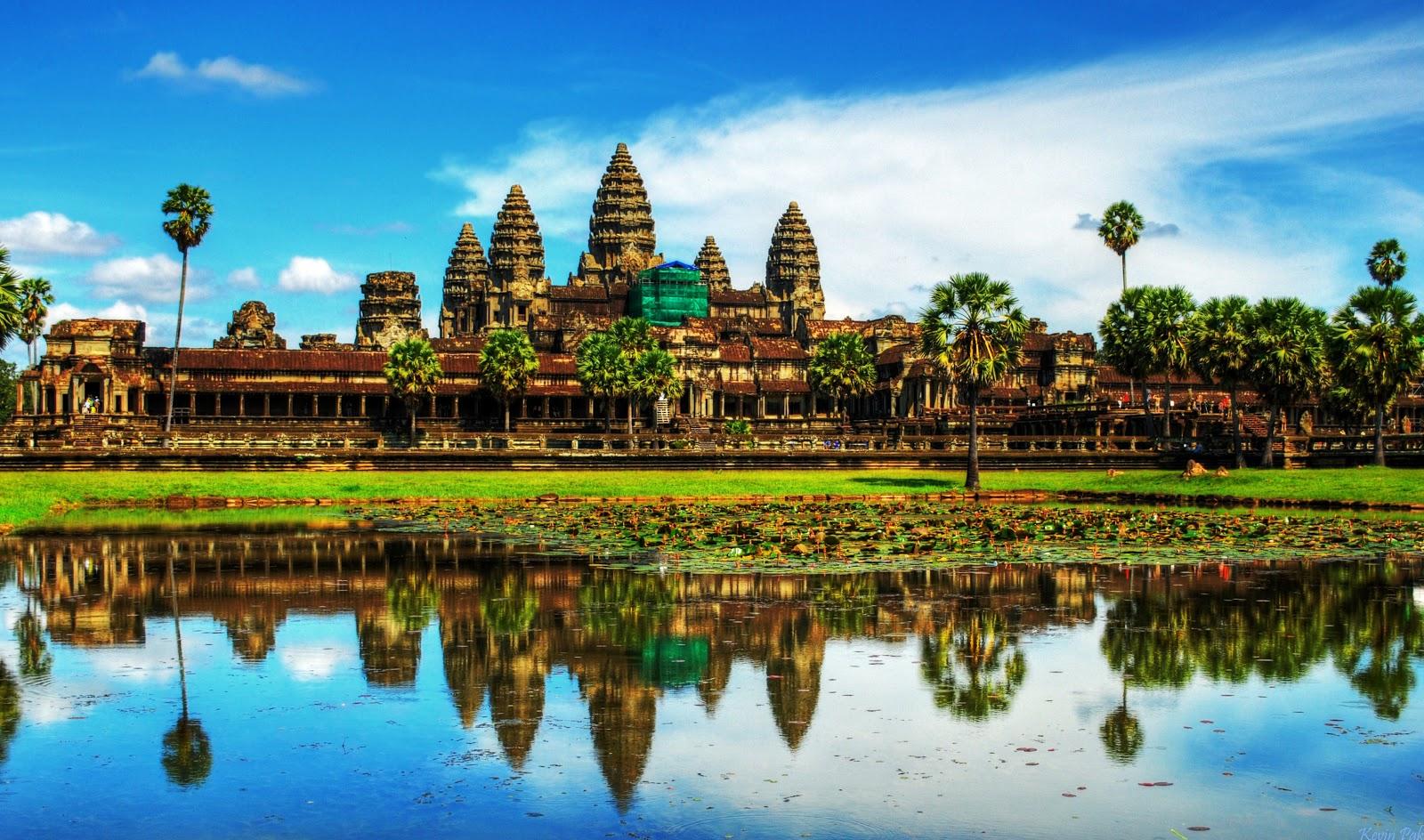 سيام ريب، كمبوديا