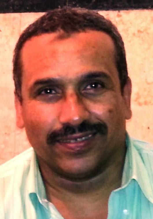 الشاعر مجدى عبد الرحيم
